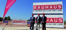 Bauhaus inicia las obras de su futura tienda mallorquina