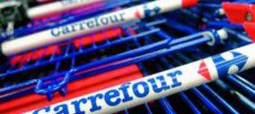 Carrefour continúa adelganzando su red logística