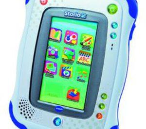 Vtech añade más funciones a su tablet infantil Storio