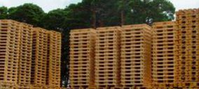 Competencia abre expediente sancionador contra el sector de los palés de madera