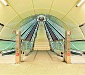 Thyssenkrupp, en el Metro de Donostialdea