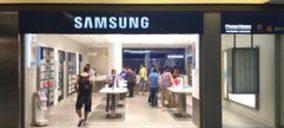 Samsung Mobile Store, primera apertura en España