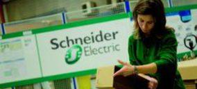 Schneider Electric amplía su centro logístico