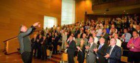 Conaif celebró su congreso anual