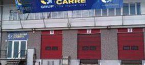 Sus tráficos crecientes Europa y África elevan los ingresos de Calsina y Carré a 68 M€