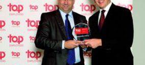 BSH, certificada como una de las 40 empresas Top Employers de España
