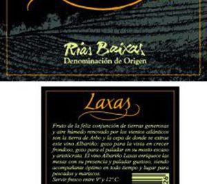 As Laxas añade códigos QR a sus vinos