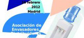 El sector del agua envasada en coolers se cita en Madrid