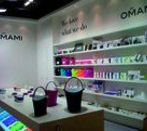 Omami asiste por segundo año al certamen Ambiente