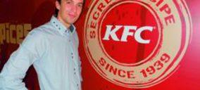 Alejandro Lecumberri se une a la estructura de franquicias de KFC