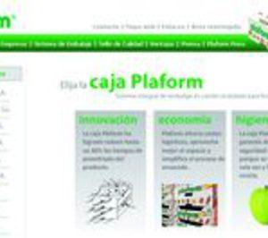 El Grupo Plaform renueva su web
