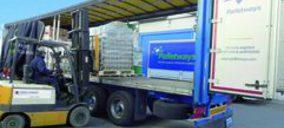 Plastienvase, nuevo cliente de Palletways