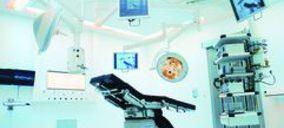 Los especialistas en pavimentos y revestimientos apuestan por el mercado hospitalario