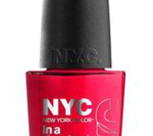 Cotyastor pinta las uñas en 60 segundos con NYC