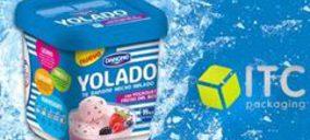 ITC Packaging viste el Yolado de Danone