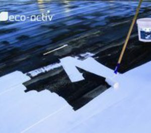Icopal lanza su nueva pintura radiante