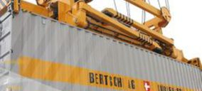 Bertschi invertirá otros 3 M€ en ampliar su recién inaugurada terminal ferroviaria