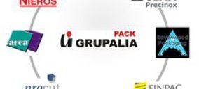 Grupalia Pack Soluciones supera los 6 M€ en su primer año completo