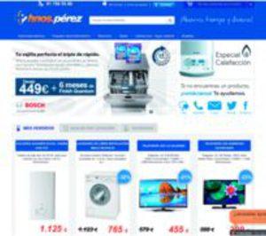 Hermanos Pérez confía en el negocio online