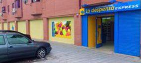 La Despensa Express prosigue su desarrollo en Madrid