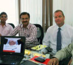 Mespack abre una oficina en India
