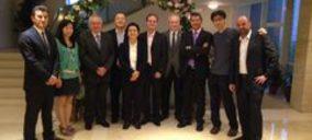 Anecoop consolida su presencia en China con una filial