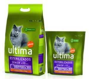 39 ultima 39 ampl a su gama para gatos esterilizados - Alimento para gatos esterilizados ...
