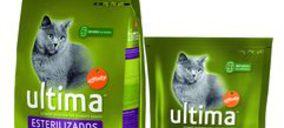 Ultima amplía su gama para gatos esterilizados