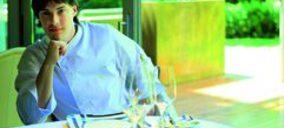 El chef Jordi Cruz lleva LAngle al hotel Cram