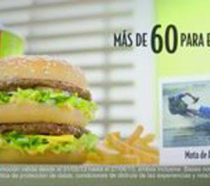 McDonalds lanza una campaña de experiencias con su McMenú