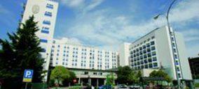 Proyectos de hospitales: Con el freno echado