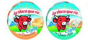 La Vaca que ríe lanza el primer queso en porciones light con sabores