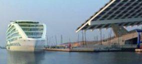 El hotel-barco de Husa podría descartarse