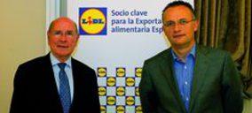 Lidl, plataforma de proyección internacional de proveedores españoles