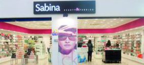 Perfumerías Sabina inaugura local