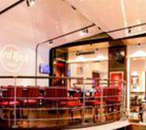 Fuse utiliza DuPont Corian en el Hard Rock Café de Barcelona