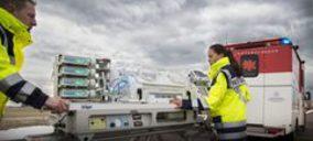 Dräger Medical lanza un nuevo sistema de transporte neonatal