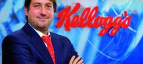 Javier Garicano se incorpora a Kellogg como director de ventas