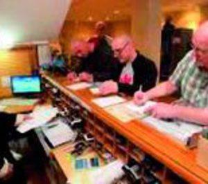 La cifra de negocio de hostelería aumenta un 3,2% en septiembre