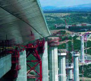 El consumo de cemento baja un 11% en octubre