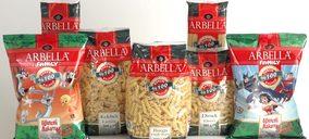 Arbella agita el sector de pastas alimenticias