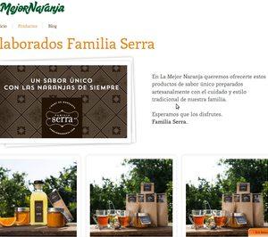 LaMejorNaranja.com inicia la venta de productos gourmet