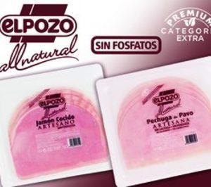 ElPozo presenta sus nuevos loncheados artesanos All Natural