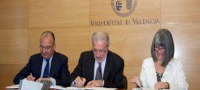 La Saleta firma un acuerdo con la Facultad de Enfermería de la UV