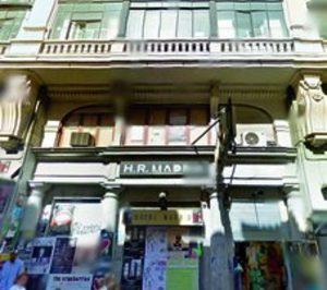 En venta el inmueble del antiguo hotel Madrid