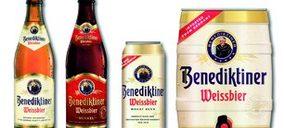 Frutapac se hace con la exclusiva de las cervezas Benediktiner