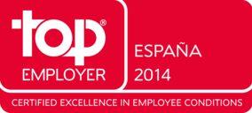BSH, certificada como Top Employers España 2014