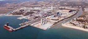 La futura terminal de VTT Algeciras da un nuevo paso