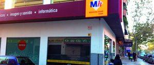 Informe del sector de Distribución de Electrodomésticos en Madrid