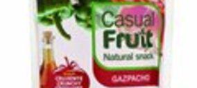 Casual Fruit presenta gazpacho crujiente